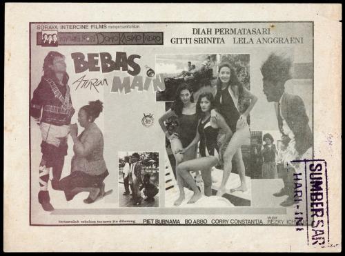 Poster-Film-Warkop-Bebas-Aturan-Main
