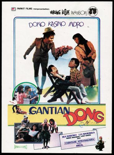 Poster-Film-Warkop-Gantian-Dong