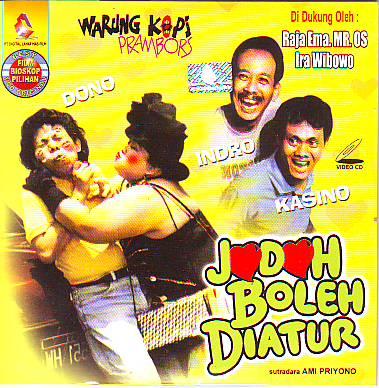 Poster-Film-Warkop-Jodoh-Boleh-Diatur