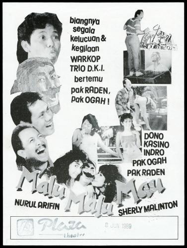 Poster-Film-Warkop-Malu-Malu-Mau-2
