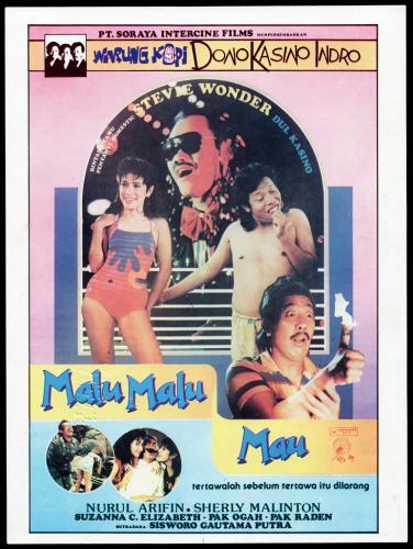 Poster-Film-Warkop-Malu-Malu-Mau