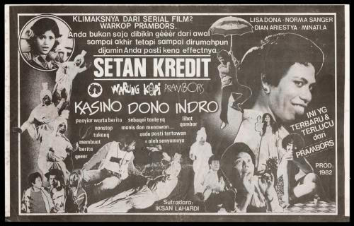 Poster-Film-Warkop-Setan-Kredit