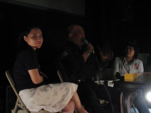 Diskusi setelah Pemutaran Film