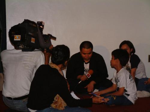 Interview dengan Mas Ario Dono Warkop